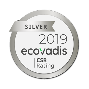 CSR Rating Silver 2019