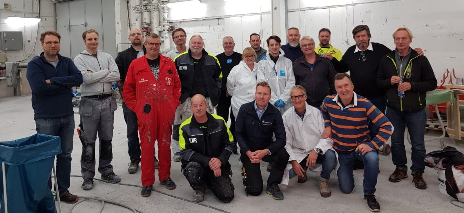 Scott Bader Scandinavia showcases our Crestamould high performance tooling system