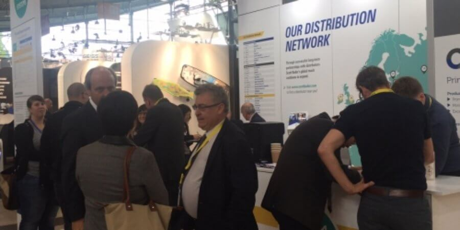 Scott Bader is exhibiting its range of Crestabond<sup>®</sup> structural adhesives at the Fastener Fair, Turkey