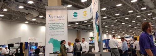 Scott Bader North America exhibiting at CAMX 2019