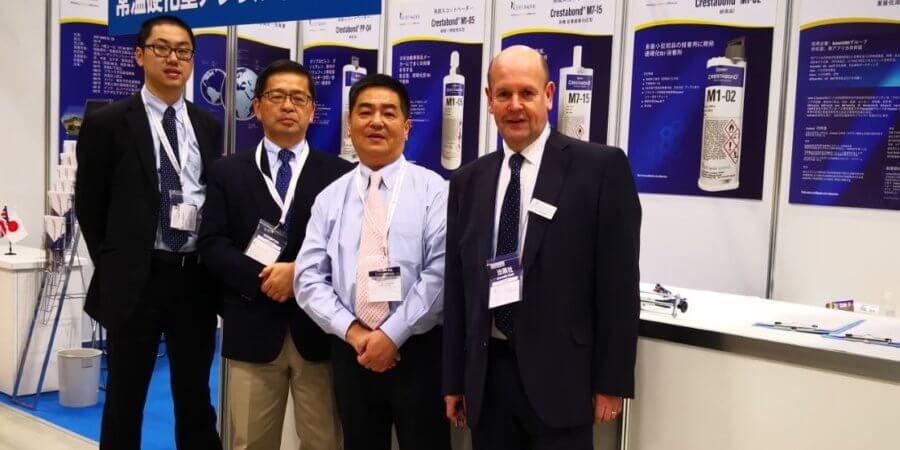 Scott Bader Japan KK is established