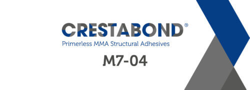 Scott Bader launches Crestabond<sup>®</sup>    M7-04 structural adhesive