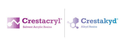 An exciting new look for Crestacryl<sup>®</sup> and Crestakyd<sup>®</sup>