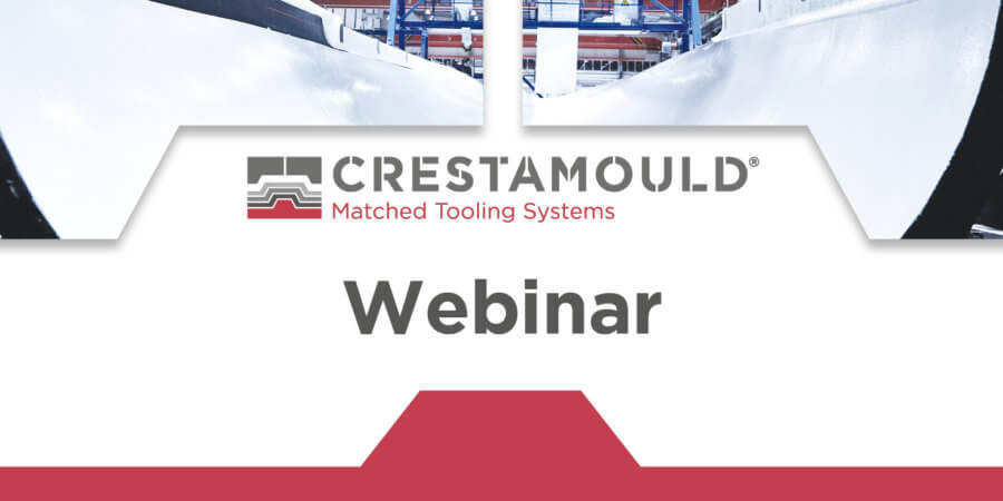 Scott Bader's Crestamould<sup>®</sup> webinar – recording available