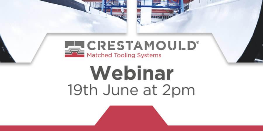 Scott Bader's Crestamould<sup>®</sup> Matched Tooling Systems webinar