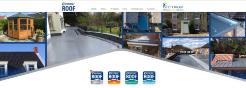 Introducing the new and refreshed CrysticROOF<sup>®</sup> branding!