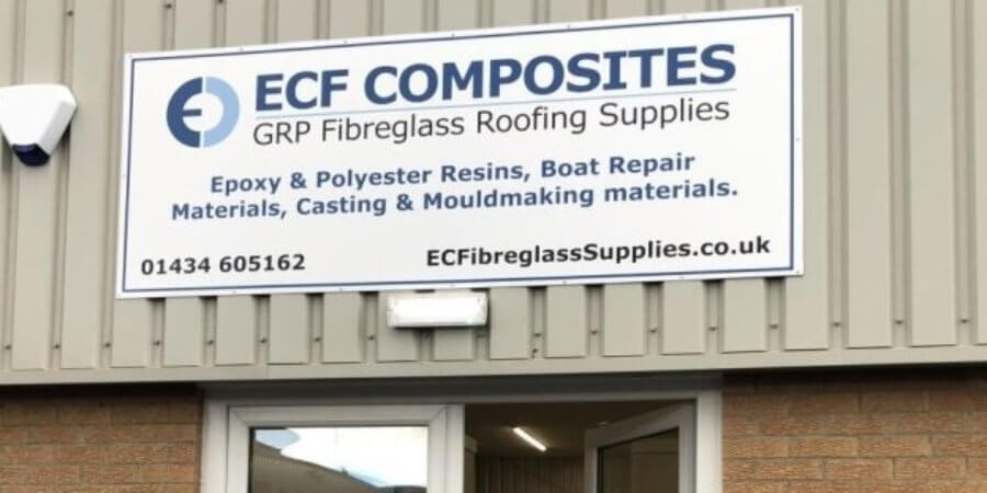 ECF Composites open new CrysticROOF branch in Northumberland