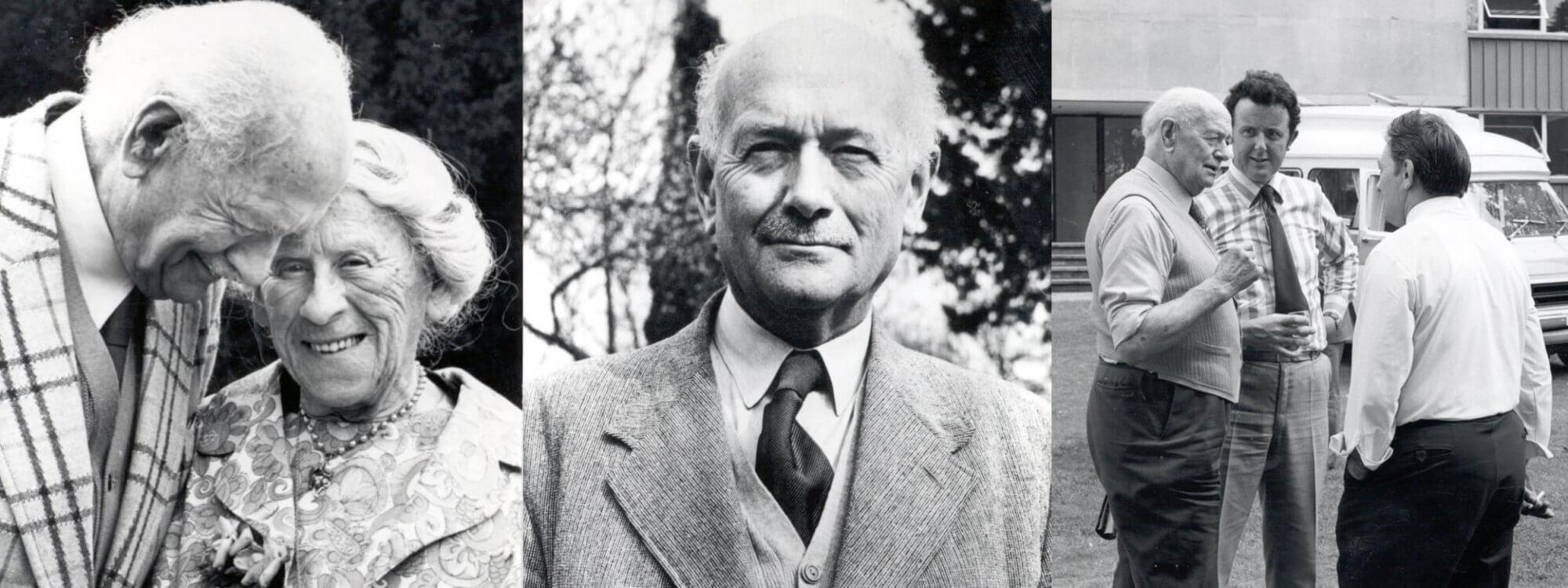Ernest Bader wins inaugural ACMA Pioneer Award