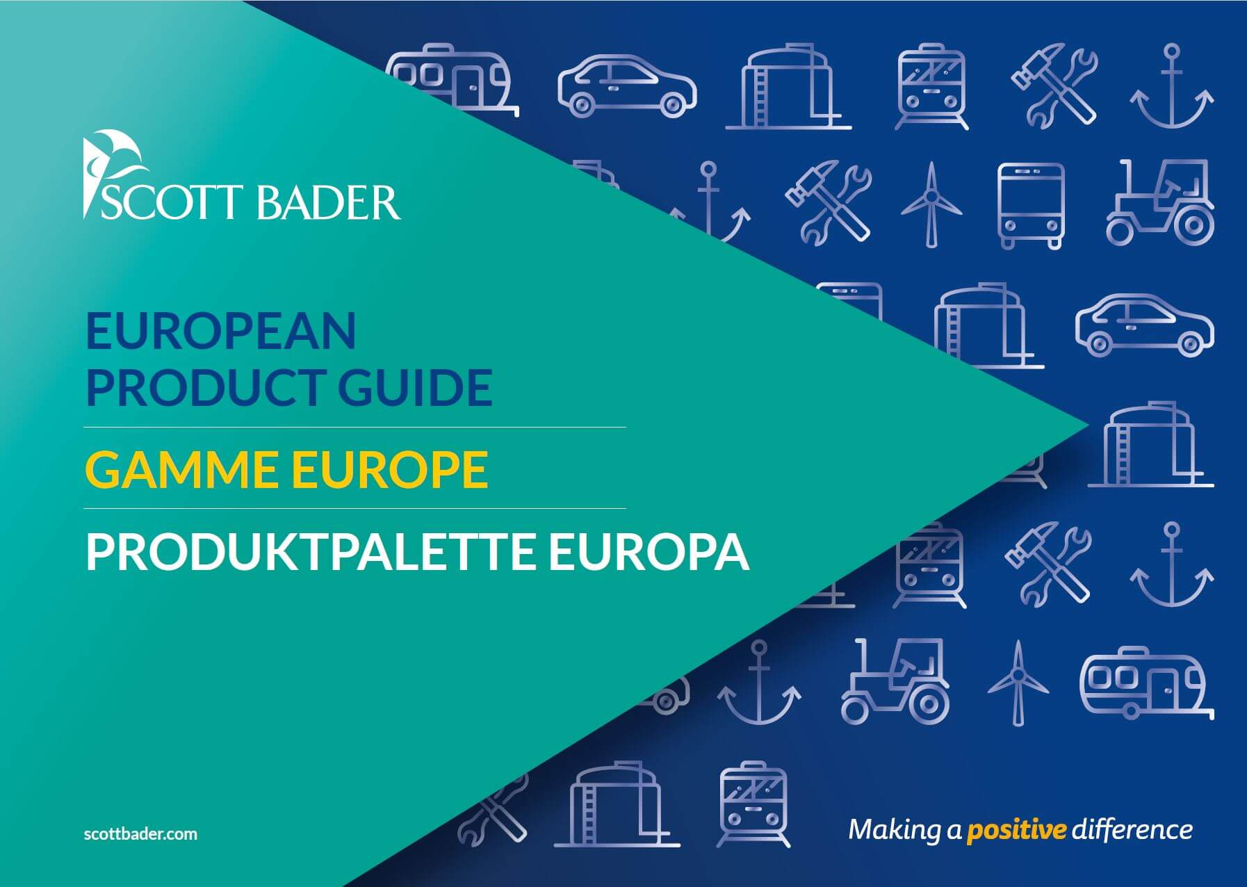 New European Product Guide now available