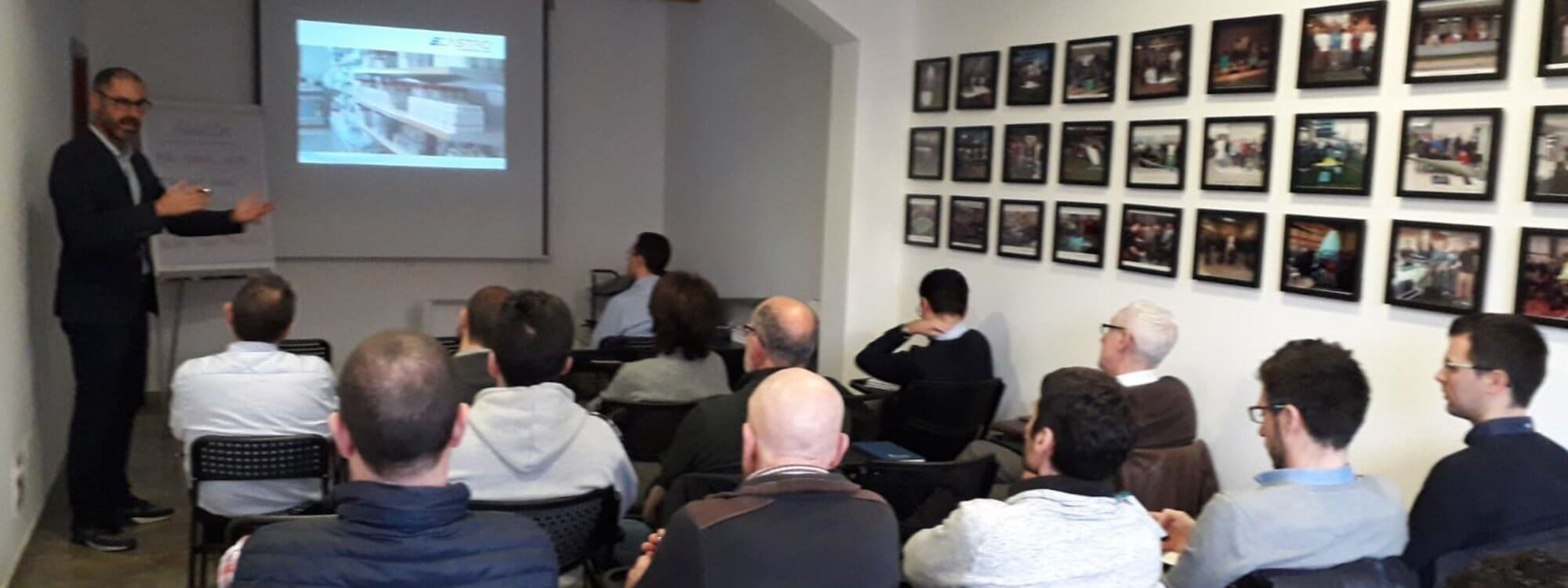 First Crestafire<sup>®</sup> FST Customer Workshop of 2020, in partnership with Resinas Castro