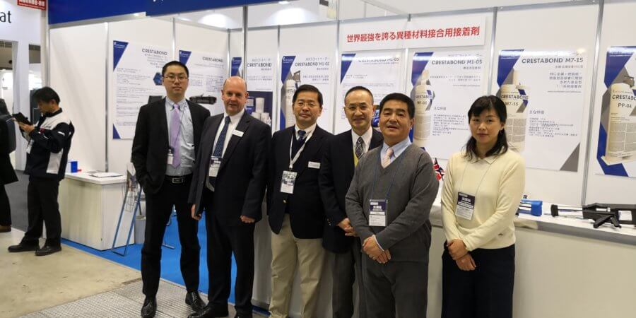 Scott Bader exhibiting at Automotive Lightweight Technologies Expo in Japan