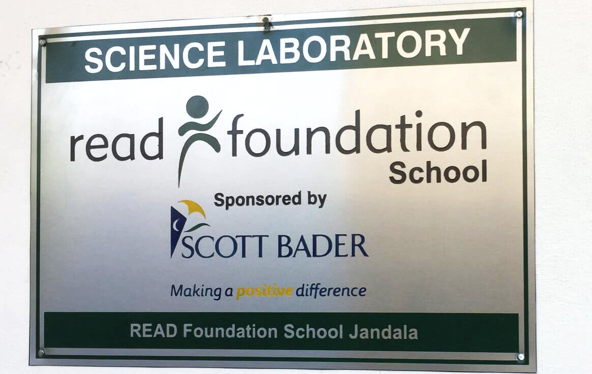 Charities supported by Scott Bader Middle East update us on their progress
