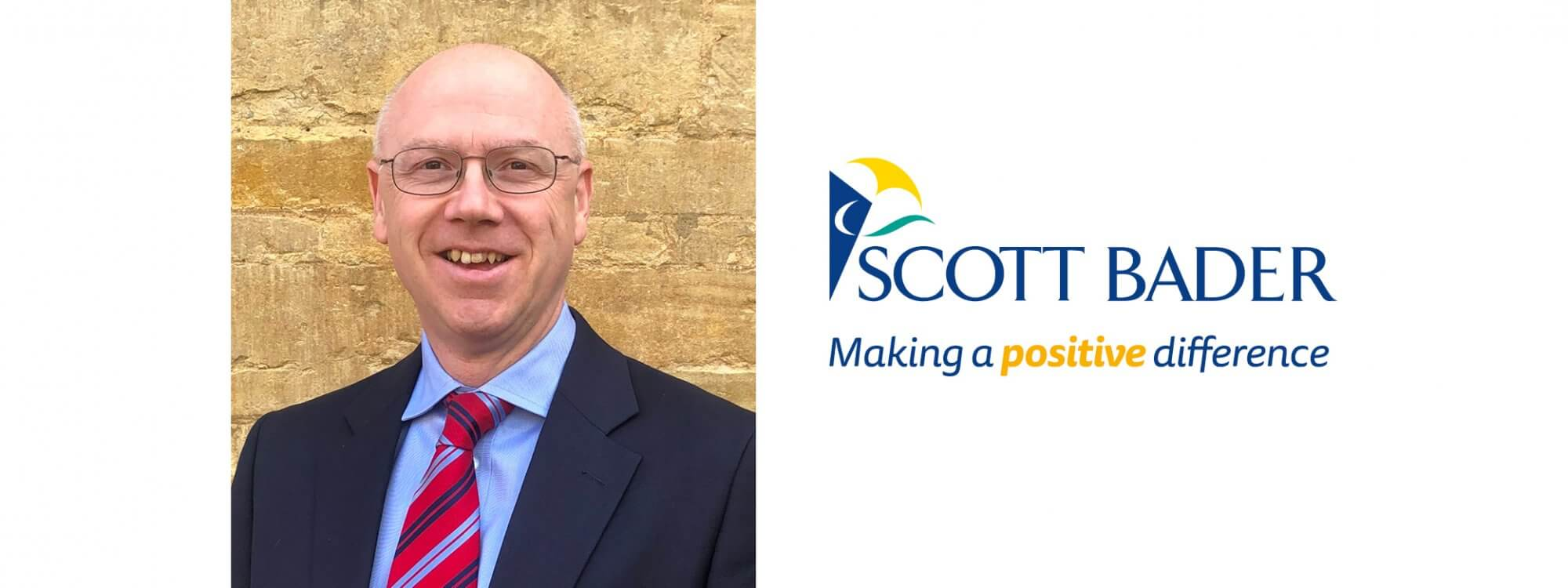 Scott Bader Appoints New Executive Chairman