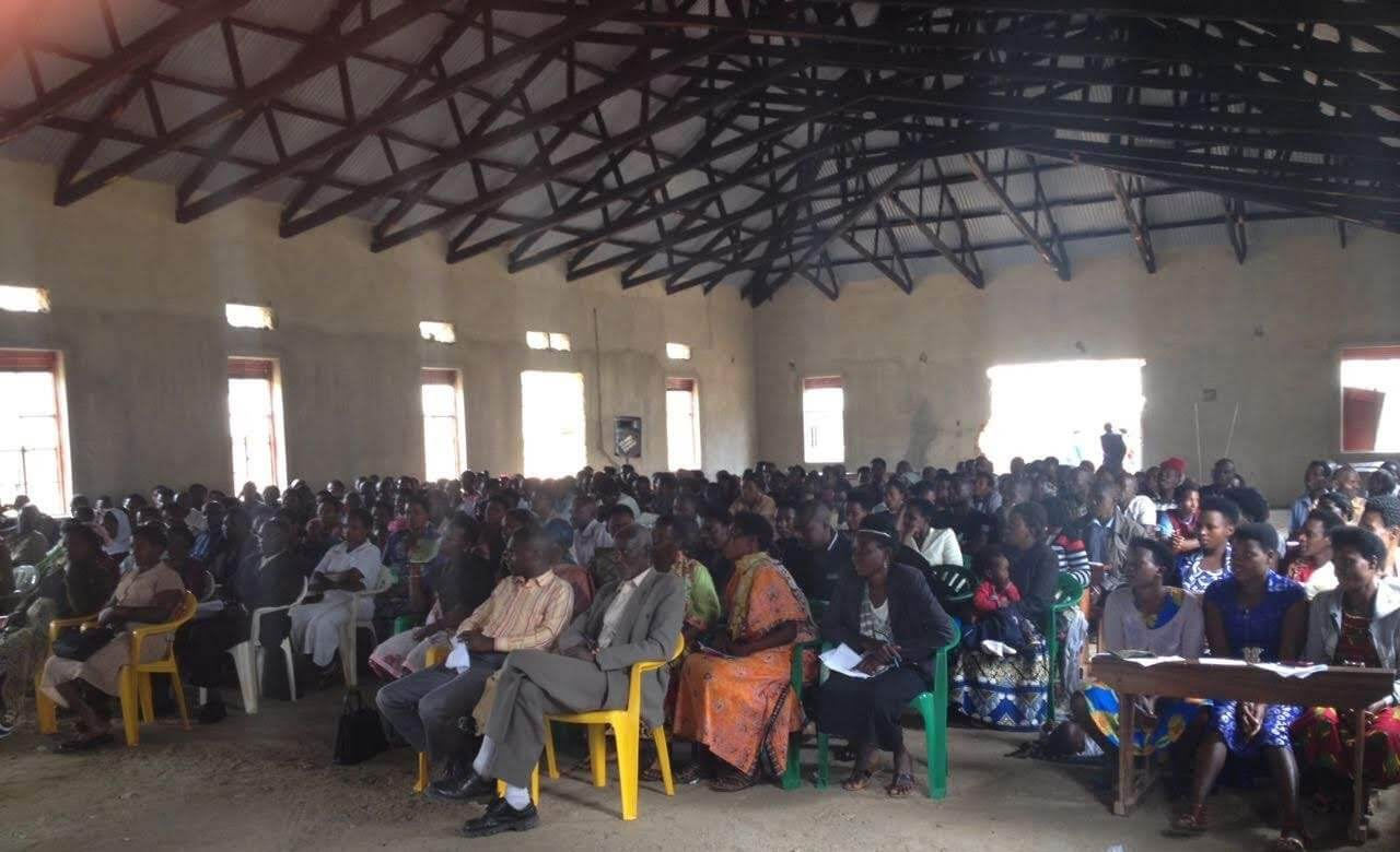 Uganda Lodge update on how their Scott Bader Commonwealth funding has helped