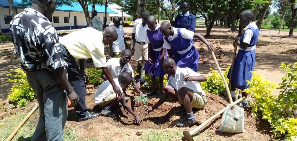 Scott Bader Commonwealth grant winner, Ace Africa, updates us on their progress