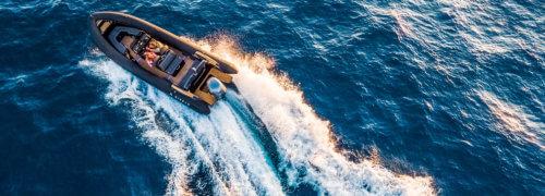 Ribeye Boats manufacture their premium RIBs using Scott Bader resins, gelcoats and adhesives