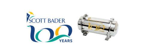 Scott Bader's Centenary time capsules