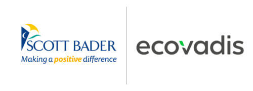 Scott Bader partners with EcoVadis to drive sustainable procurement innovation and excellence across the value chain