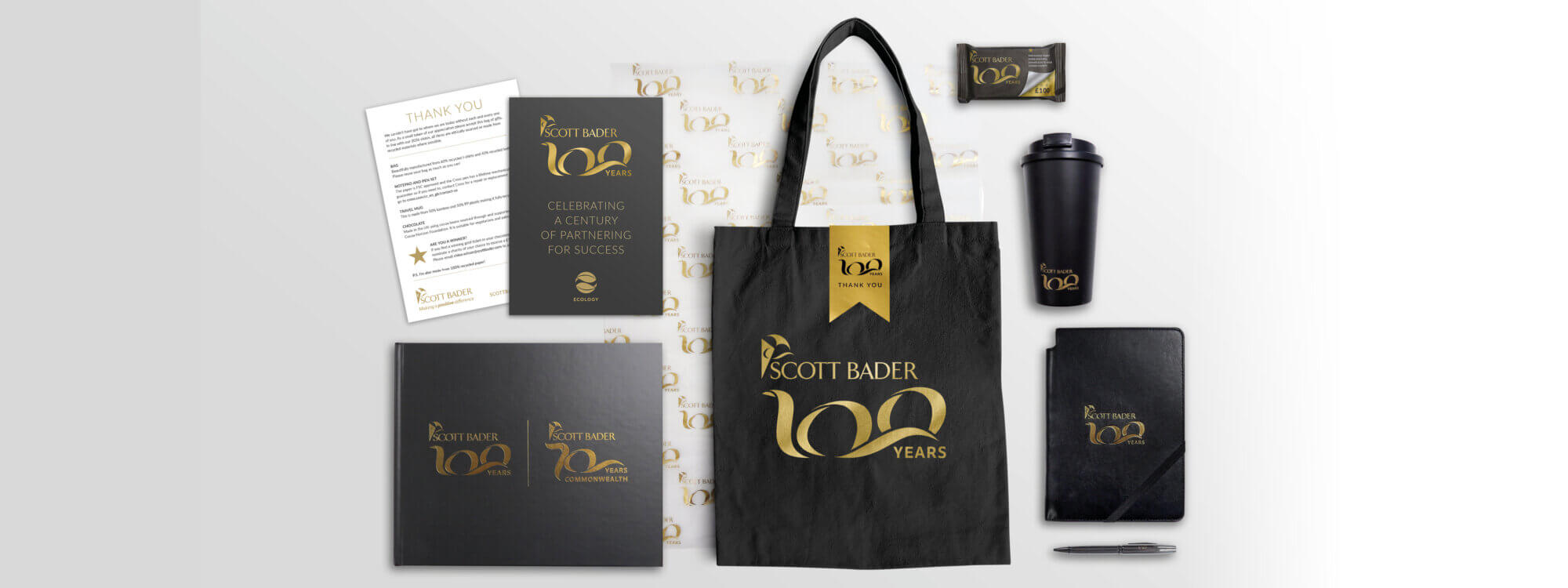 Our Centenary celebrations around the Scott Bader Group