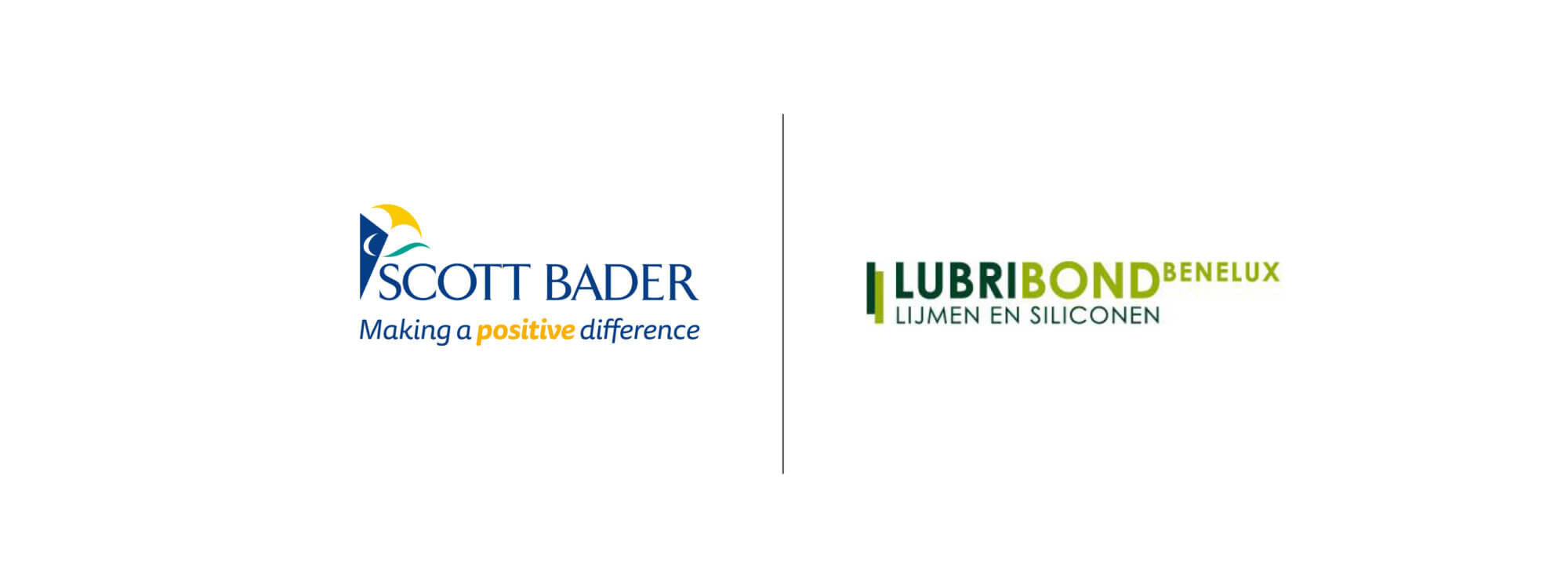 Scott Bader and Lubribond announce partnership for the distribution of Crestabond<sup>®</sup> in The Benelux Union