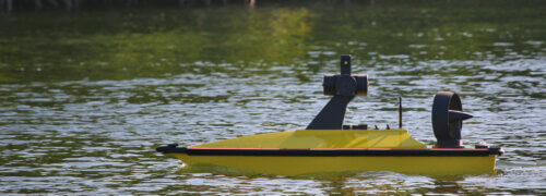 Marine drones manufactured using Crestapol<sup>®</sup> and Crestabond<sup>®</sup> help protect marine environments