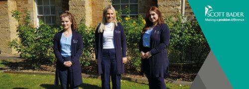 Meet our UK Reception team