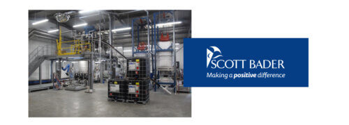 Scott Bader further expands its production capacity for adhesives, bonding pastes, gelcoats and formulated products