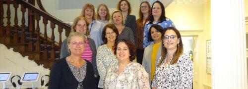 Scott Bader introduce a Women's Leadership Development Programme