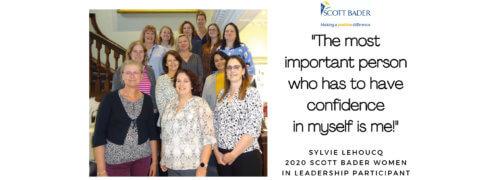 Scott Bader's inaugural Women in Leadership development programme is a huge success!