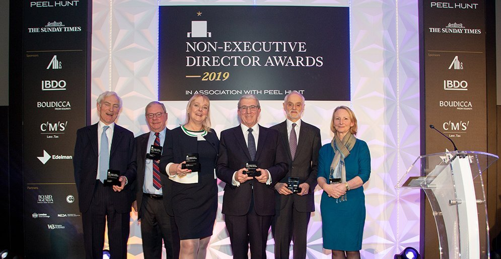 Scott Bader's Non-Executive Director Dianne Walker Wins Prestigious NED Award