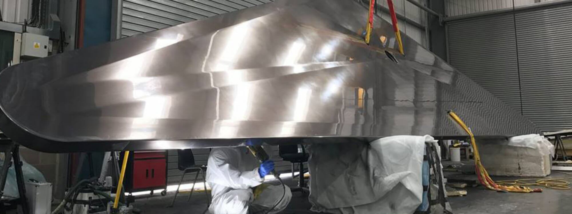 Composite canopies produced using Scott Bader Crystic<sup>®</sup> resin VE679-03PA &#038; gelcoat GT600